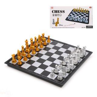 Шахматы магнитные, поле 31*31 см, кор.