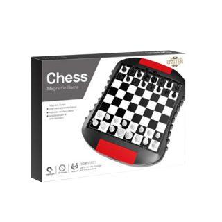 Шахматы настольные, магнитные, кор.