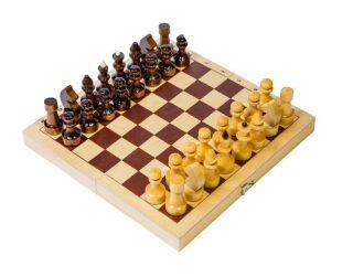 Шахматы походные дерев. 230*115*45