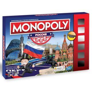 НИ Монополия Россия (новая уникальная версия)