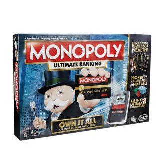 НИ Монополия с банковскими картами (обновленная)