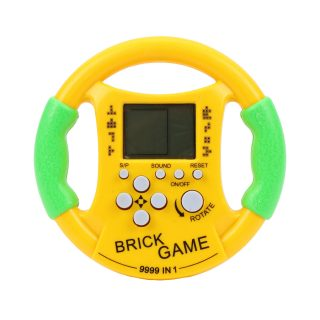 Брик гейм Руль 9 см, батар. AG13*2шт. вх. в компл.