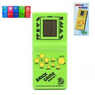 Игра Брик Гейм, в ассортименте, батар.AA*2шт. в компл.не вх.