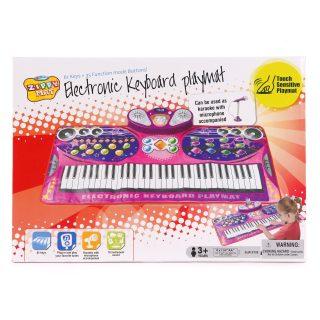 Музыкальный коврик Волшебное пианино 99 х 45 см