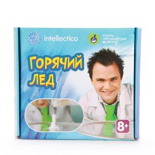 Набор для опытов с профессором Николя Горячий лёд