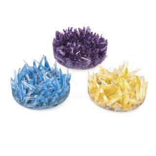 Набор Юный Химик Волшебные кристаллы малый в ассорт.