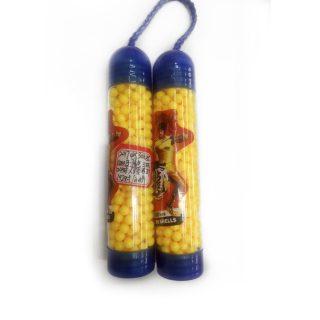 Набор пуль, шарики диаметром 6мм - 1000 шт., дисплей, в ассортименте