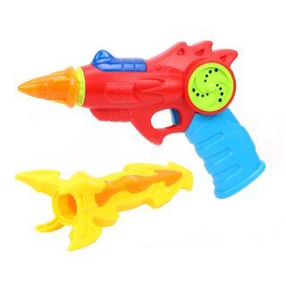 Оружие эл. 4 в 1, свет, звук, эл.пит.АА*2шт.не вх.в комплект, коробка