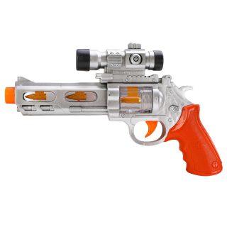 Револьвер эл., эл.пит.3*AA не вх.в комплект, коробка