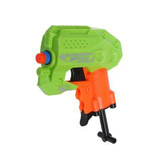 Пистолет с мягкими пулями, в комплекте: м/пули 3шт., пакет