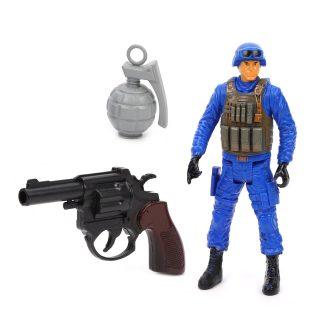 Игр.набор Полиция, пакет