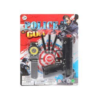 Набор оружия Полицейский, в ассорт.