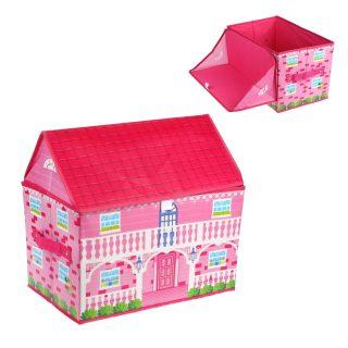Корзина для игрушек Дом мечты, 40*25*37см, пакет