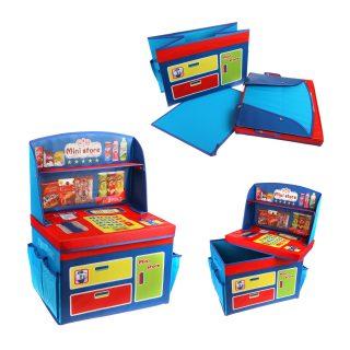 Корзина для игрушек Магазин, 40*30*28/55см, пакет