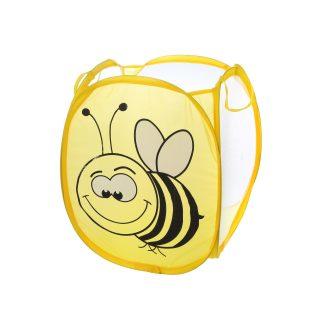 Корзина для игрушек Пчелка, 32*38см, пакет