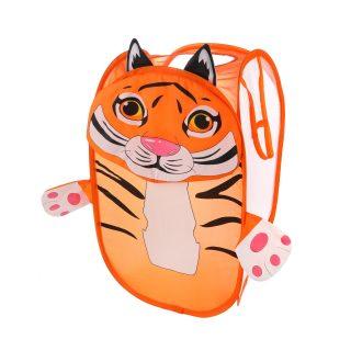 Корзина для игрушек Тигр, 34*55см, пакет