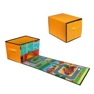 Корзина для игрушек, 38*25*25см, пакет