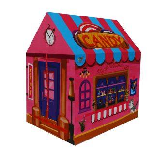 Палатка игровая Домик, коробка