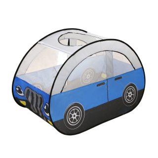 Палатка игровая Машинка, сумка на молнии