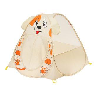 Палатка игровая Щенок 100*100*98см, сумка