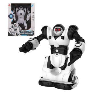 Робот эл., свет, звук, ходит, эл.пит.АА*2шт.не вх.в комплект