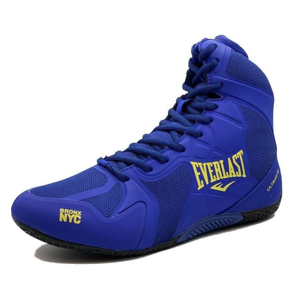 Боксерки Everlast Ultimate Pro - Blue
