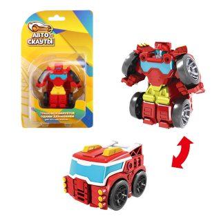 Трансформер Робот-грузовая машина, блистер