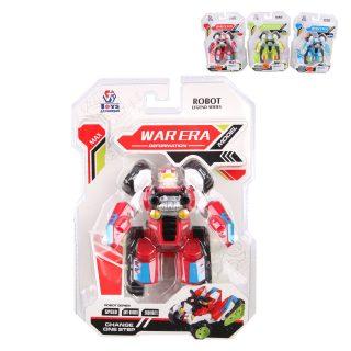 Трансформер Робот-квадроцикл, блистер