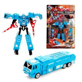 Трансформер Робот-машина, аксессуары, блистер