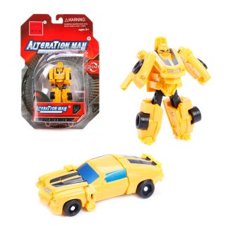 Трансформер Робот-машина, блистер
