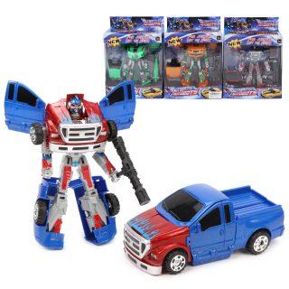 Трансформер Робот-машина, коробка