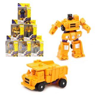 Трансформер Робот-машина, коробка, в ассортименте