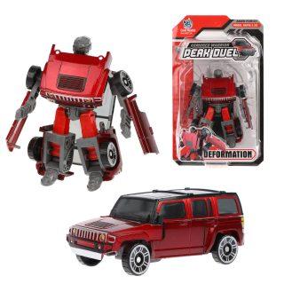Трансформер Робот-машина, металл., в ассорт.
