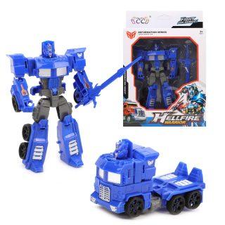Трансформер Робот-машина, оружие 2шт., блистер