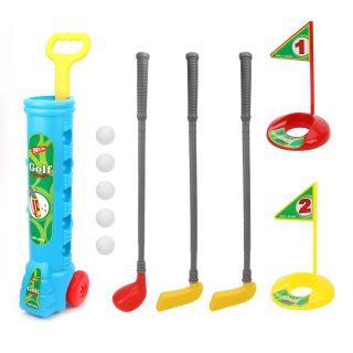 Набор для игры в гольф, 13 предм., дл.клюшки 56 см