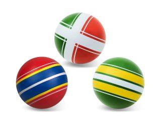 Мяч детский 12,5 см, Серия Классика ручное окраш., в ассорт.