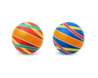Мяч детский 12,5 см, Серия Планеты ручное окраш., в ассорт.