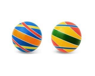 Мяч детский 20 см Серия Планеты ручное окраш., в ассорт.