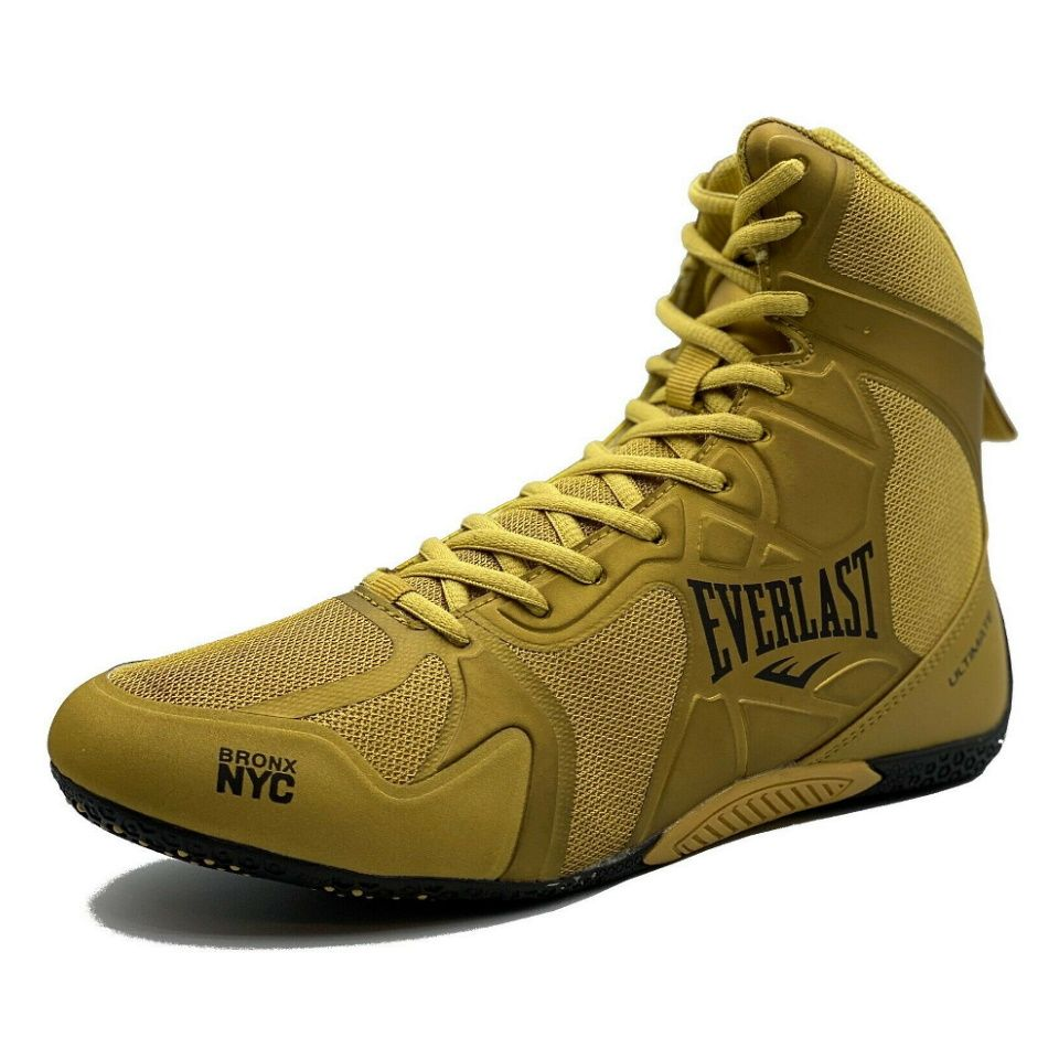 Боксерки Everlast Ultimate Pro - Gold