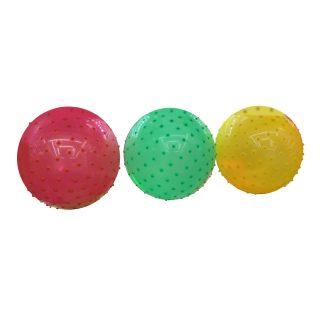 Мяч массажный 16 см, ассорт.