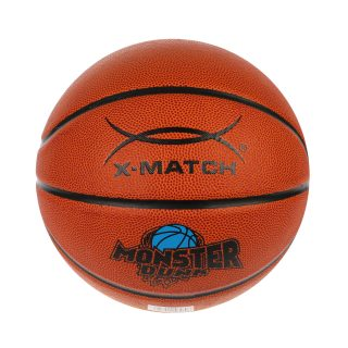Мяч баскетбольный X-Match, ламинированный PVC, размер 7