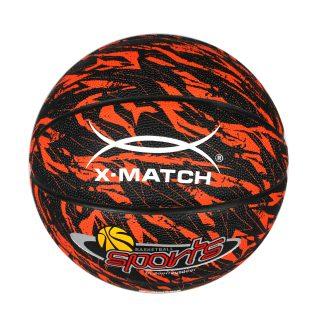 Мяч баскетбольный X-Match, ламинированный TPU, размер 7