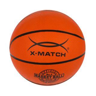 Мяч баскетбольный X-Match, размер 3