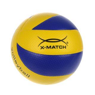 Мяч волейбольный X-Match, ламинир. PVC