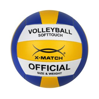 Мяч волейбольный, X-Match, 1,6 PVC