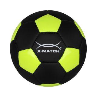 Мяч футбольный X-Match, 1 слой PVC