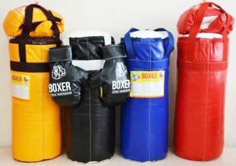 Боксерский набор №3, Н-500мм, в ассорт