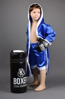 Боксерский набор №3, Н-500мм, в ассорт, в подарочной упаковке