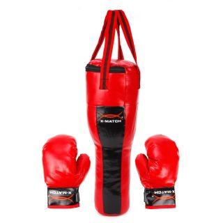 Набор для Бокса X-Match, Д-150мм, H-480мм, сетка