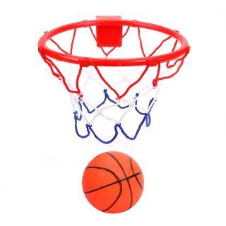 Набор для игры в баскетбол, кольцо 17,5 см, мяч